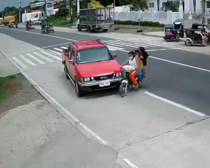 Accident with motorcyclists 2021