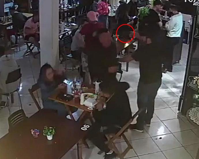 Murder in a Brazilian bar