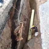 Worker buried alive