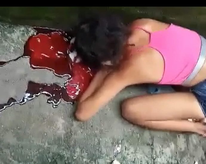 Girl killed by multiple shots to the head