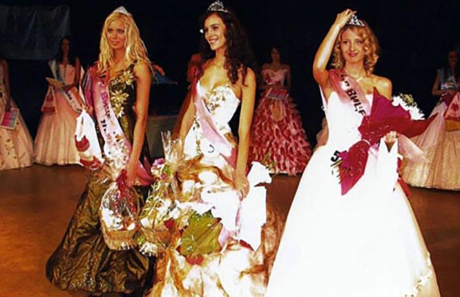 winner of the Miss Ulyanovsk - 2005 contest  Natalya Trofimova