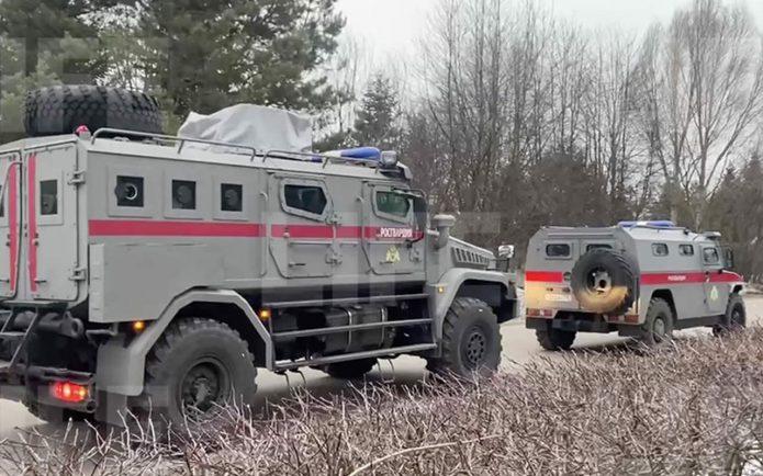 Shooting in Novye Veshki. Rosgvardia pulls together new forces