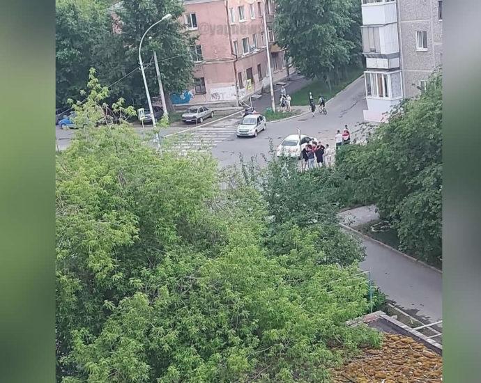 Shooting in Yekaterinburg