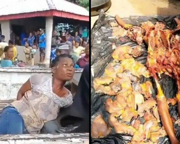 Cannibalism in Nigeria