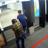 Suicide at the shooting range