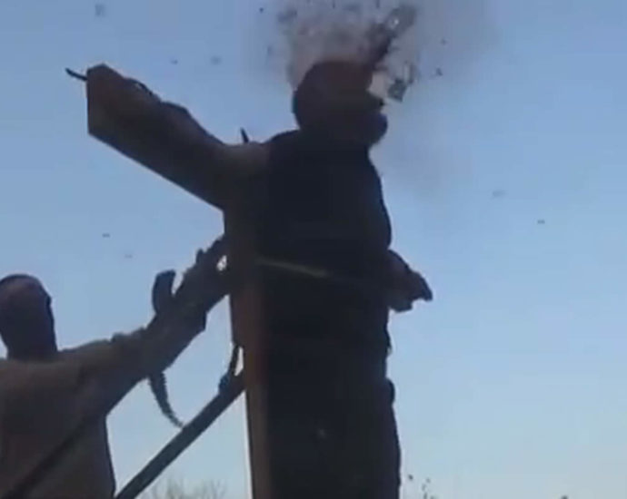 ISIS executions video